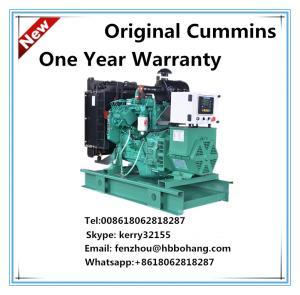 20KW power generation powered by Cummins 4B3.9-G1/G2