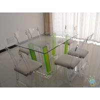 Quality clear acrylic top class furniture wholesale