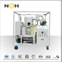 Quality High Efficiency Transformer Oil Purifier Recycling Plant wholesale