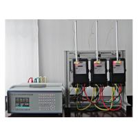 China 0.1-100A High Stability Portable Three Phase Energy Meter Test Bench Equipment on sale