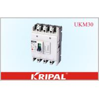 Buy cheap UKM30-100S 100A 4P Molded Case Circuit Breaker 18 months warranty thermal & from wholesalers