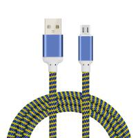 Quality Fast charging USB Data Cable , Iphone Charging Cable 2.4A USB Phone cable wholesale