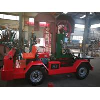 Quality Mobile Vertical Band Sawmill with Table Diesel Engine powered Truck Loading Move wholesale