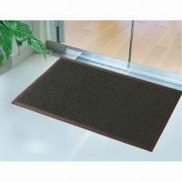 Quality Post-modernism Style Door Mat, Made of Woven Vinyl wholesale