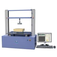 China Polyfoam Compressive Strength Testing Machine Hardness Test Programmable on sale