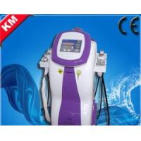 Cheap Luxury 6 in 1 Ultra Cavitation Vacuum Slimming Machine (KM-RF-U900C+) for sale