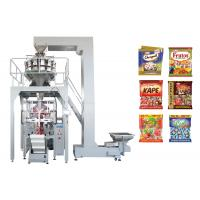Quality Multiheads Weighing And Food Packing Machine For Jelly Candy / Sugar / Confectionary wholesale