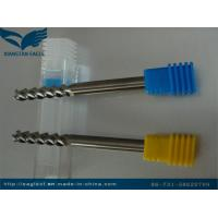 Quality Solid Carbide End Mill Bits for Aluminium Wth Long Length wholesale