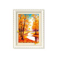 Quality PS / MDF Frame Nature Scenery 5D Pictures / Lenticular Poster Printing wholesale