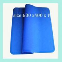 Cheap non-stick silicone table mat ,waterproof silicone kitchen mat for sale