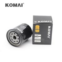 China F-5964 Komatsu Fuel Filter 100*80mm Size 129907-55800 ISO9001 Approval on sale