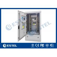 Quality 40U Anti-Rust Paint Outdoor Equipment Enclosure Climate Controlled Cabinet wholesale