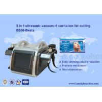 China 40K Cavitation + Multipolar RF Vacuum Ultrasonic body Slimming Machine on sale