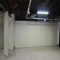 Quality Soundproof Material Movable Partition Walls For Hotel Interior Decoration wholesale