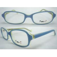 Quality Fashion Acetate Hand Made Glasses Frames For Optical Eyelasses , Lightweight wholesale