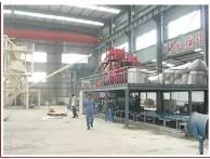 China Eps Mgo And Cement Dry Wall Panel Production Line Fully Automatic Low Noise on sale