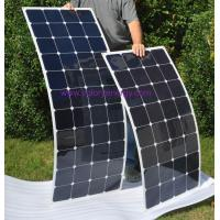 Quality Nicely 240w flexible solar panel for Lorry,Boat etc(USA sunpower cell) wholesale