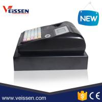 Quality Modern Electronic Cash Register  with scanner for supermarket wholesale