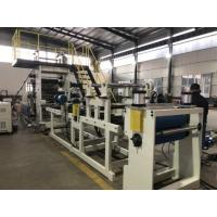 Quality Pigment Ink Printable PVC Sheet Extrusion Line For ID Card Inkjet Printing wholesale