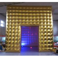 Buy cheap Advertsing Marquee Inflatable Cube Tent for Advetisement and Party product