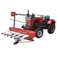 Quality Agricultural machine for harvesting crops, mini combine Corn Swather manufacturer wholesale