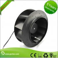 Cheap Energy Saving EC Centrifugal Fans / Roof Ventilation Fan Backward Curved for sale