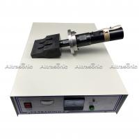 China Ultrasonic Generator Transducer Welding Horn For Blank Face Mask Making Machine on sale