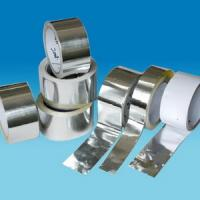 China Professional Conductive Adhesive Tape / Aluminum Foil Tape For Soldering on sale