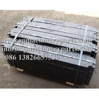 Quality High Speed Custom Type Mitsubishi Electric Elevators Parts Iron Cast Loading Weight Block 37KG From China wholesale