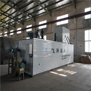 Quality Hot Exhaust Heatig Bitumen Melter , High Efficiency Asphalt Tools And Equipment wholesale