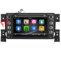 Quality 800*400 Resolution Car Cd Dvd Player , LCD Car Stereo For Suzuki Grand Vitara wholesale