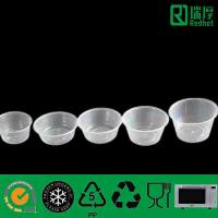 Quality Plastic Food Container Can Microwave and Cold Storage wholesale