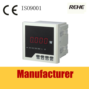 China digital power meter LED display watt meter KWH meter on sale