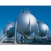 Quality Triple Wall Stainless Steel Pressure Vessel Tank , Natural Gas Storage Tank wholesale
