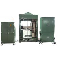 China Inline Automatic Brazing Machine / Welding Equipment for Evaporator and Condenser 1-3.5m/min on sale
