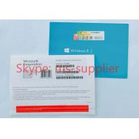 China Globally Activate Microsoft Windows 8.1 Pro 64 bit / 32 bit OEM Package on sale
