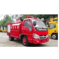 Quality new model mergency Rescue Mini Foton Forland Fire Service Truck  2 ton watering fire truck wholesale
