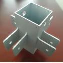 OEM Machining Service Aluminium Extrusion Profiles 6061- T6 CNC Milling Machine for sale