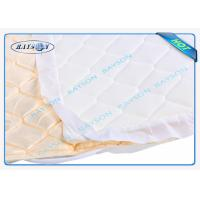 Quality 22gram White Color Spunbond + Spunbond SS Non Woven Fabric For Mattress Quilting wholesale