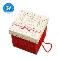 Quality Exquisite Luxury Gift Packaging Boxes / Candy Packaging Boxes OEM Service wholesale