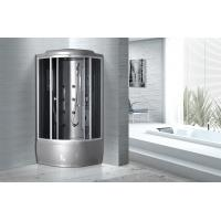 Quality Glass Door Fully Enclosed Shower Cubicles And Trays Modern Shower Room wholesale