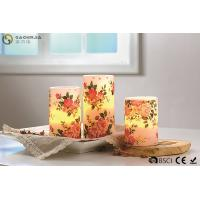"""Cheap Rose Decorative Flickering Flameless Led Candles Dia 3"""" x H 4"""" for sale"""