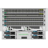 Cheap 3 Layers Cisco Nexus 9504 Switch , Cisco Nexus 9504 Datasheet With 4 Linecard Slots N9K-C9504 for sale