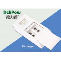 Buy cheap Microphone 6f22 Recharge Battery Charger , Alkaline Battery Charger 2 Slots from wholesalers