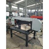Quality wooden pallet dismantling band saw machine horizontal portable cutting wholesale