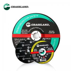Quality Flexible Angle Grinder 125x1x16mm 80M/S Abrasive Metal Cutting Discs wholesale