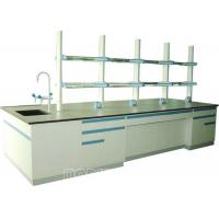 Quality All Steel Structure Modular Laboratory Furniture Physical Lab Bench wholesale