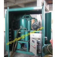 China Used Transformer Oil Purifier, Oil Purification Systesm, Oil Reclamation Systems on sale