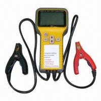 Quality 12V digital analyzer or tester for battery  wholesale