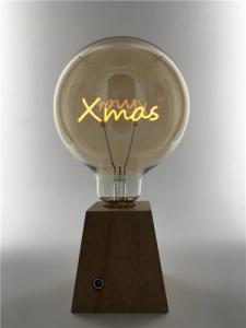China Bright 240lm G125 Xmas E27 4w Led Vintage Edison Light Bulb on sale